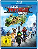 The LEGO Ninjago Movie [Blu-ray]
