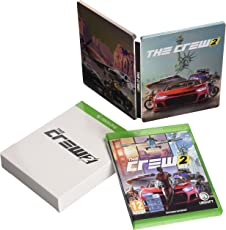 The Crew 2 - Steelbook Edition [Esclusiva Amazon] - Xbox One