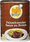 tellofix Feinschmecker-Sauce , 1er Pack (1 x 470 g Packung)