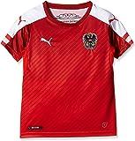 PUMA Kinder Trikot Austria Home Replica Shirt