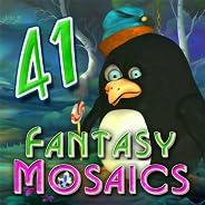 Fantasy Mosaics 41: Wizard's R