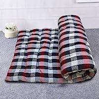 Wakewell Cotton Single Bed, Foldable, Light Weight Mattress Soft Medium Gadda (Multicolour, 1 Sleeping Capacity, 3 x 6…