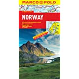 Norway Marco Polo Map (Marco Polo Maps)