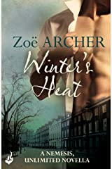Winter's Heat: A Nemesis, Unlimited Holiday Novella 2.5 (An exciting historical adventure romance) Kindle Edition