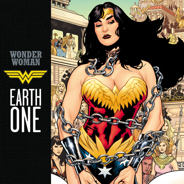 Wonder Woman: Earth One (Issues) (2 Book Series)