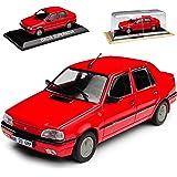 Ixo Dacia 1310 1984 Rot Limousine Ist120 1 43 Modell Auto Modellauto Spielzeug