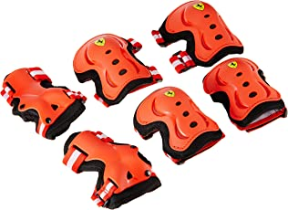 Ferrari Protector Set for Teenager and Kids, Red