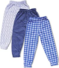 T2F Boy's Track Pant (Pack of 3, Multicolour)