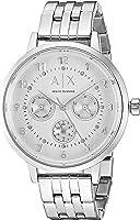 Armani Exchange Women's AX5376 Silver Watch