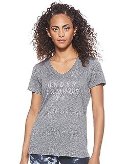 Under Armour Womens Armour Sport Ss Short Sleeves Short-Sleeve Shirt