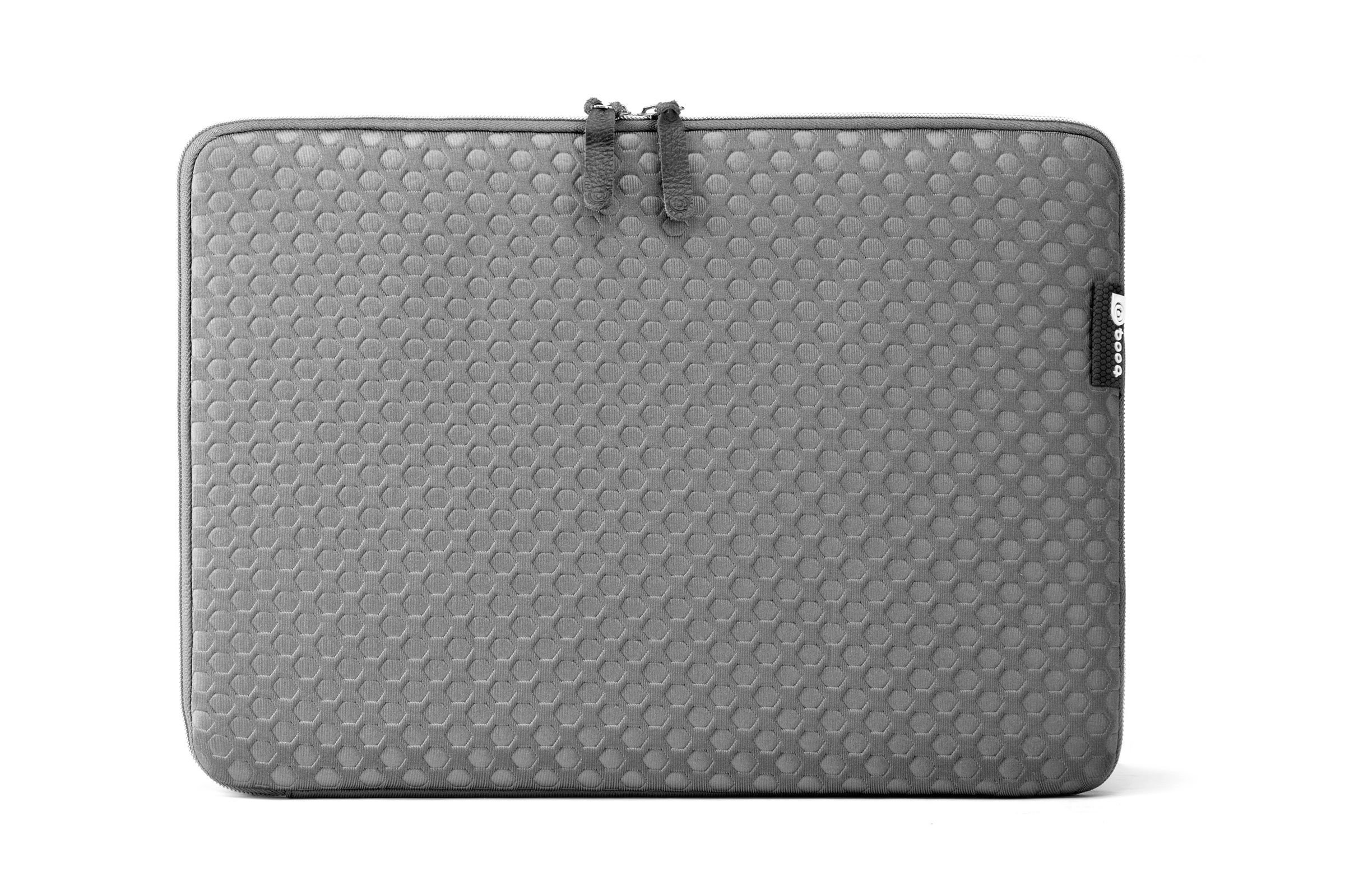 Booq Taipan Spacesuit 13 Gray - Funda de neopreno para Apple MacBook Pro/ Air /Retina 13, color gri