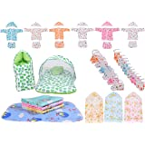 Toddylon Baby Combo Gift Set of New Born Baby Essential Products (0-6 Months)
