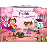 Personalised Keepsake Story Book for Baby and Children. A Unique Keepsake Story Based on the Letters of a Child's Name…