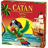 Catan Junior   2-4 Players   Official Version   English and Arabic Language   Kids Game For Ages 6 to 9   Board Game - Strate