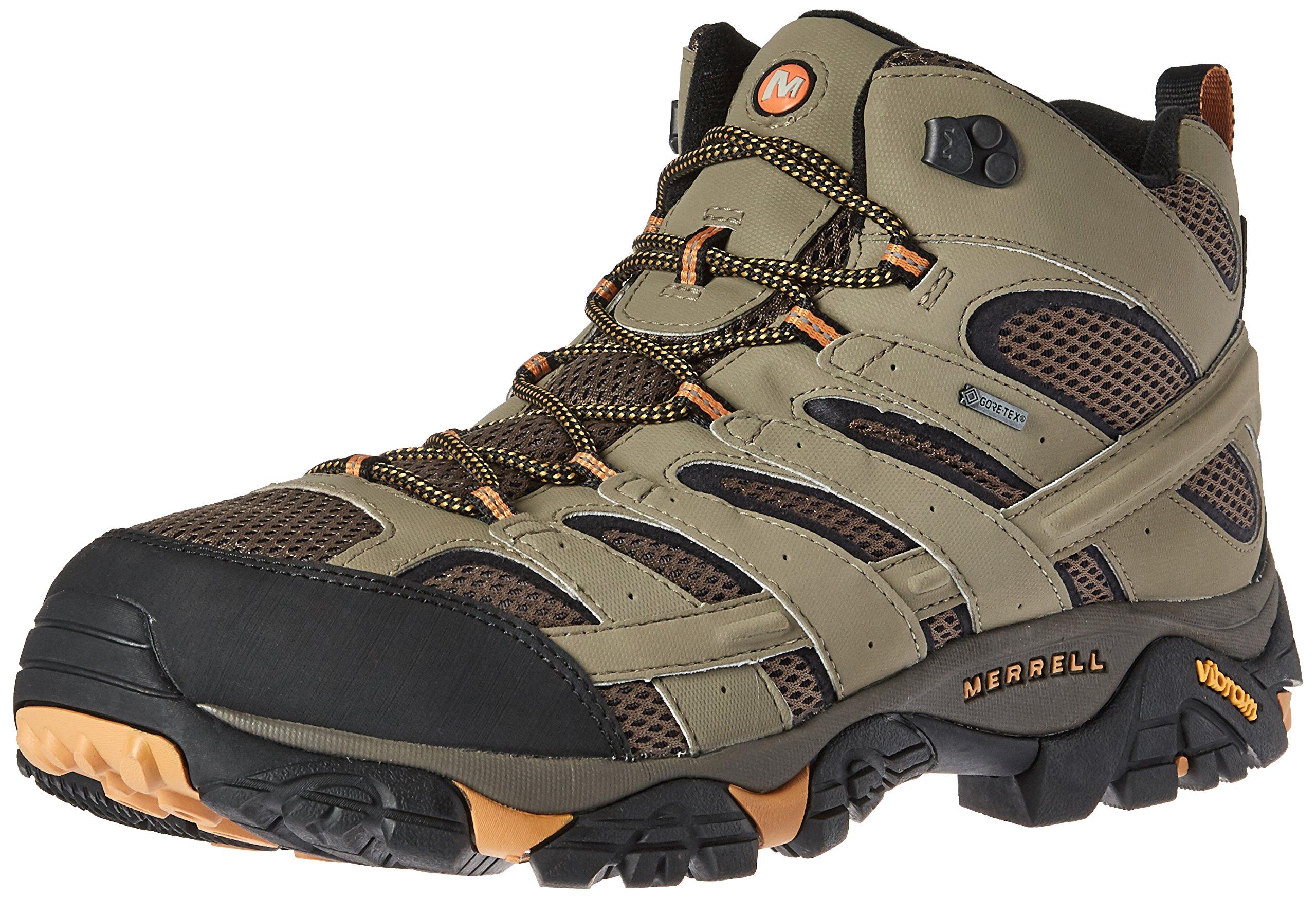 Merrell Moab 2 Mid GTX, Chaussures de Randonnée Hautes Homme