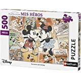 Nathan Puzzle Micky Maus, 500 Teile, 87217