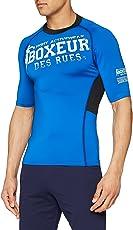 BOXEUR DES RUES Serie Fight Sportbekleidung, T-Shirt Herren M