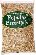 Popular Essentials Premium White Urad, Whole 1kg