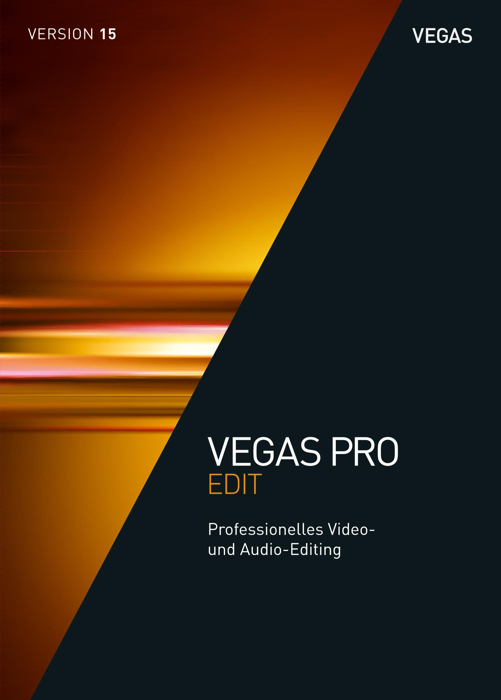 VEGAS Pro 15 EDIT [Download]