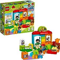 LEGO Duplo Town Preschool Building Blocks for Kids 2 to 5 Years (39 Pcs)10833