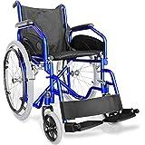 AIESI® Sedia a rotelle pieghevole leggera ad autospinta per disabili ed anziani AGILA EVOLUTION # Braccioli e…