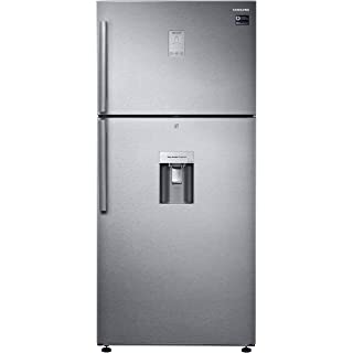 Samsung 523 L 2 Star   2019   Frost Free Double Door Refrigerator RT54K6558SL/TL, Silver