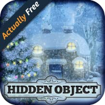 Hidden Object – Missing in Winter Wonderland! FREE Seek & Find Hunt Search Game