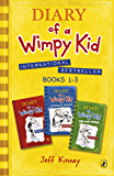 Diary of a Wimpy Kid Collection: Books 1 - 3