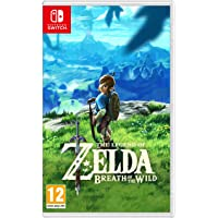 The Legend of Zelda : Breath of the Wild switch standard