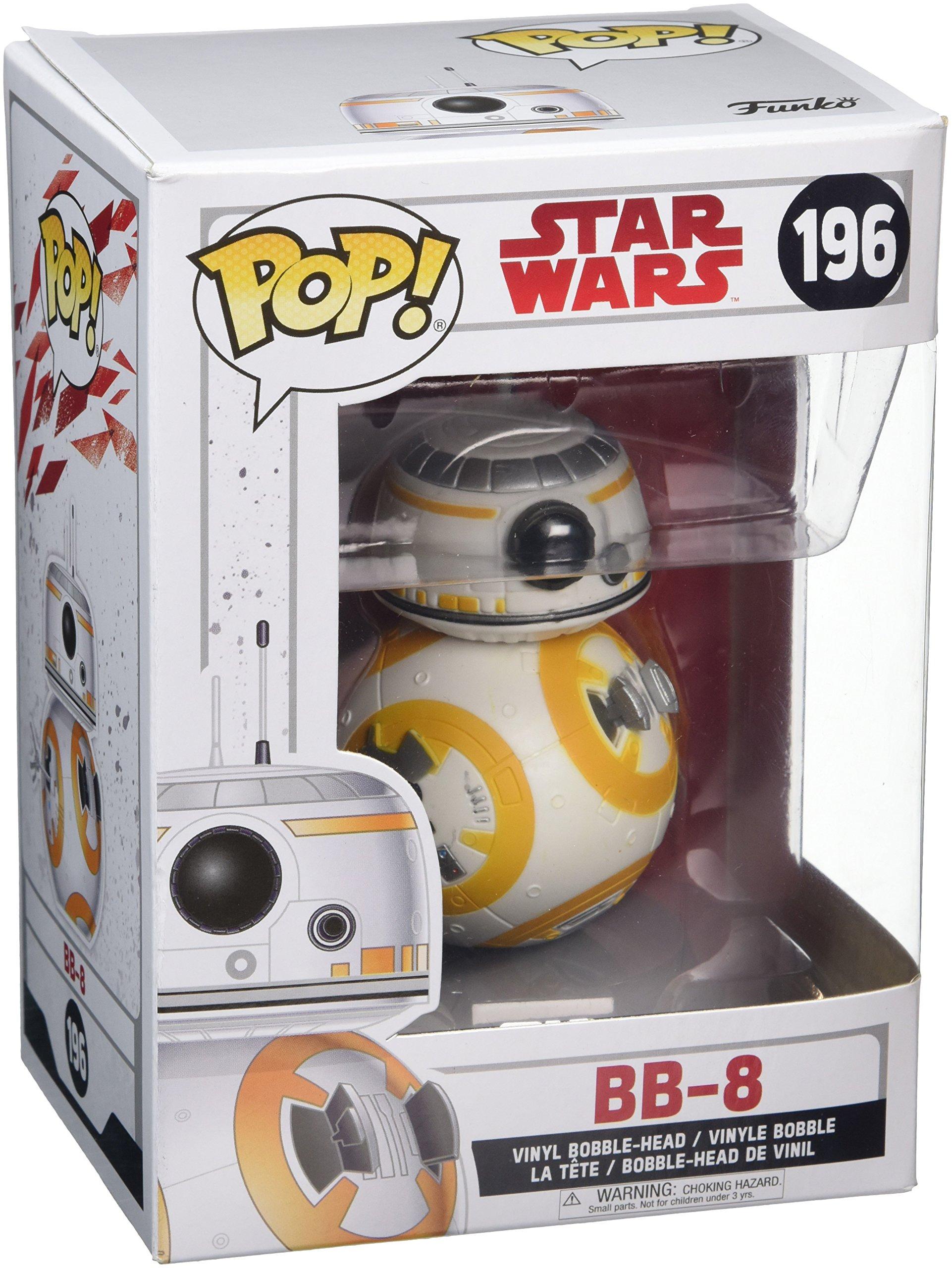 Funko Pop BB-8 (Star Wars 196) Funko Pop Star Wars