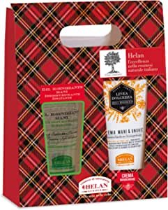 Helan Linea Dolcezza Set Mani + Igienizzante Naturale - 199 g