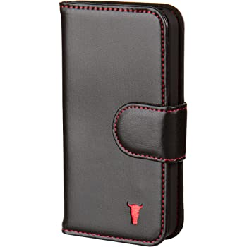 size 40 7b0f1 a8228 Torro Cases Premium Leather Wallet Case for iPhone 5/5S