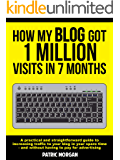 How My Blog Got 1 Million Visits In 7 Months: A practical and straightforward guide to increasing traffic to your blog…