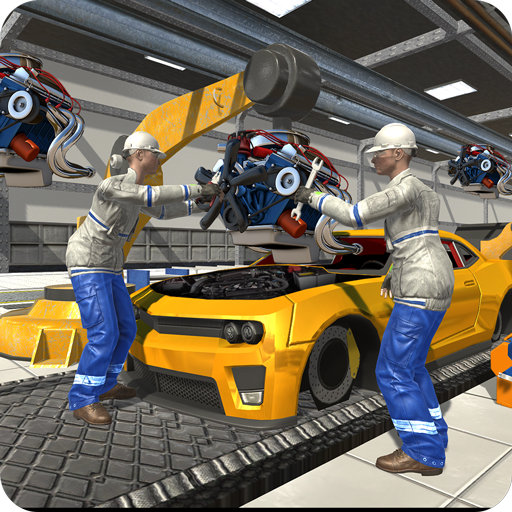 Auto Car Builder Car Mechanic Simulator 2018. Be Expert Car Maker in Build a Car Games. Do Car Making, Car Designing & Car Tuning activities in Muscle Car Factory Games. Create a Car. Best Sports Car Building Games. Fix it. Job Simulator