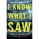 I Know What I Saw: 'A mesmerising thriller. Don't miss this one' - T. M. Logan (English Edition)