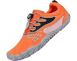 SAGUARO Barefoot Zapatillas de Trail Running Hombre Mujer Minimalistas Zapatillas de Deportes Acuaticos Zapatos de Agua para