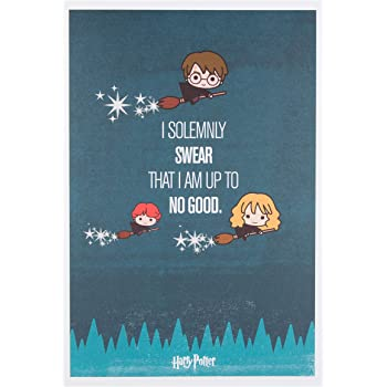 Hallmark Harry Potter Birthday Card Fun