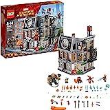 LEGO Marvel Super Heroes - La bataille pour la protection du Saint des Saints - 76108 - Jeu de Construction
