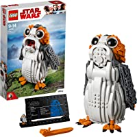 LEGO 75230 Star Wars: The Last Jedi Porg Building Set, Collectable Bird Figure, Construction Toy