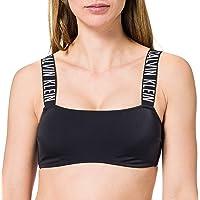 Calvin Klein Bandeau-RP Parte Superiore del Bikini Donna