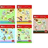 AP6002 - Lahari Kinder Garten for Class – 5 – Maple Series + Hindi