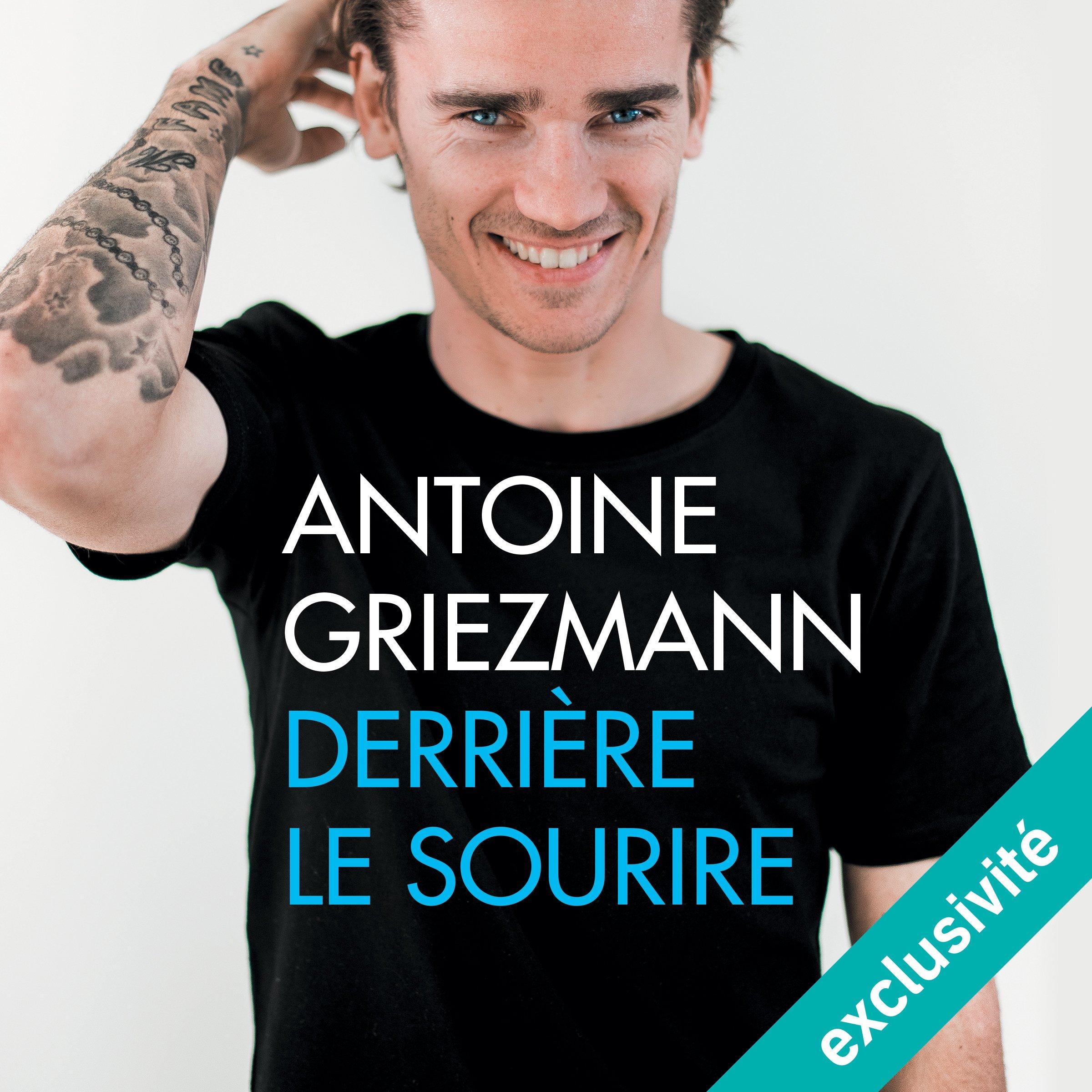 Antoine Griezmann, Derrière le sourire