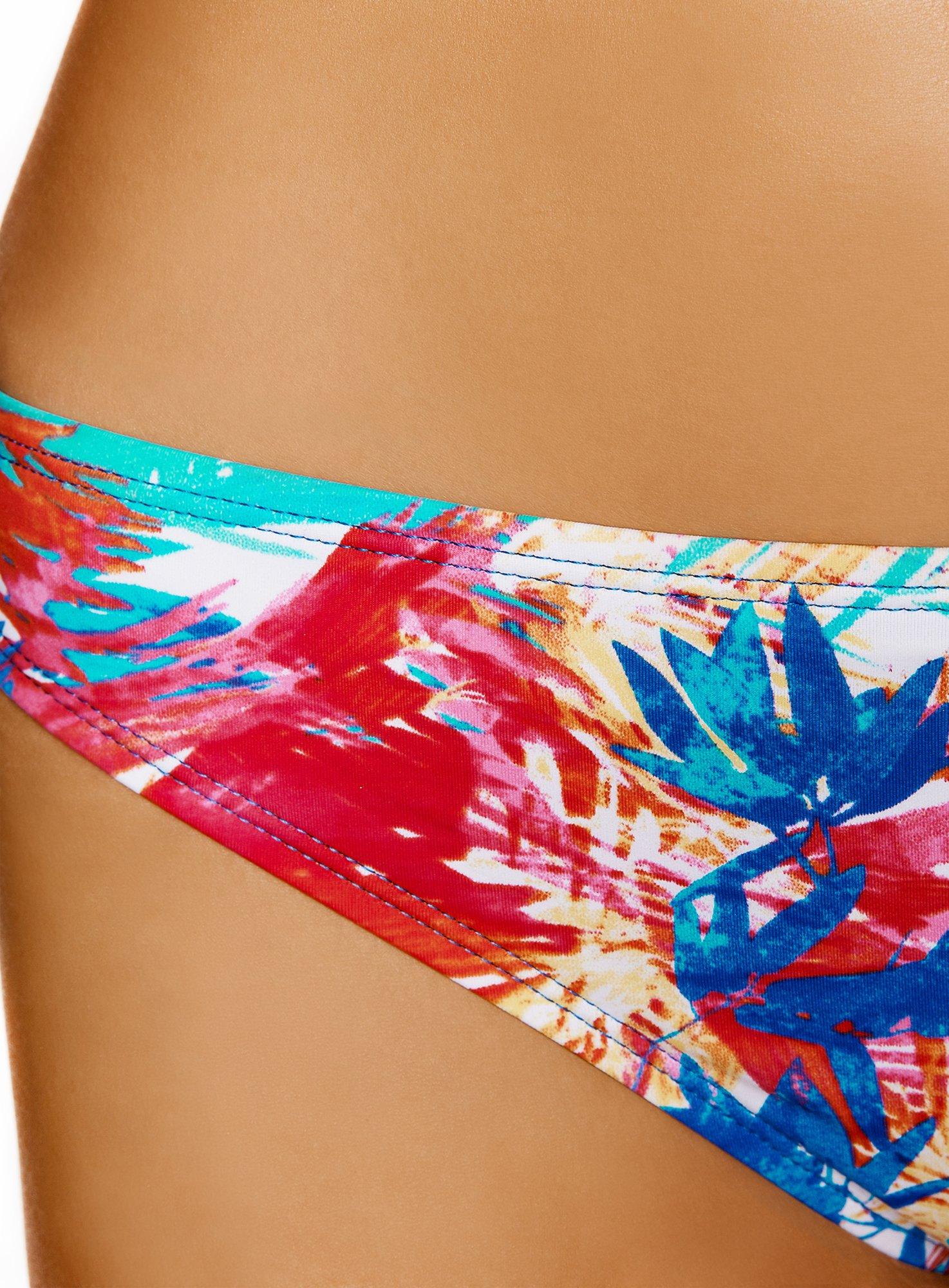 oodji Ultra Donna Bikini Slip Stampa Estiva 3 spesavip