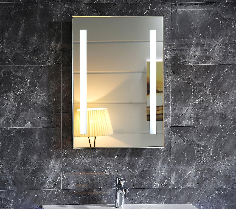 Dr. Fleischmann LED-Beleuchtung Badspiegel Badezimmerspiegel ...