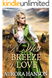 A West Breeze of Love: A Historical Western Romance Book (English Edition)