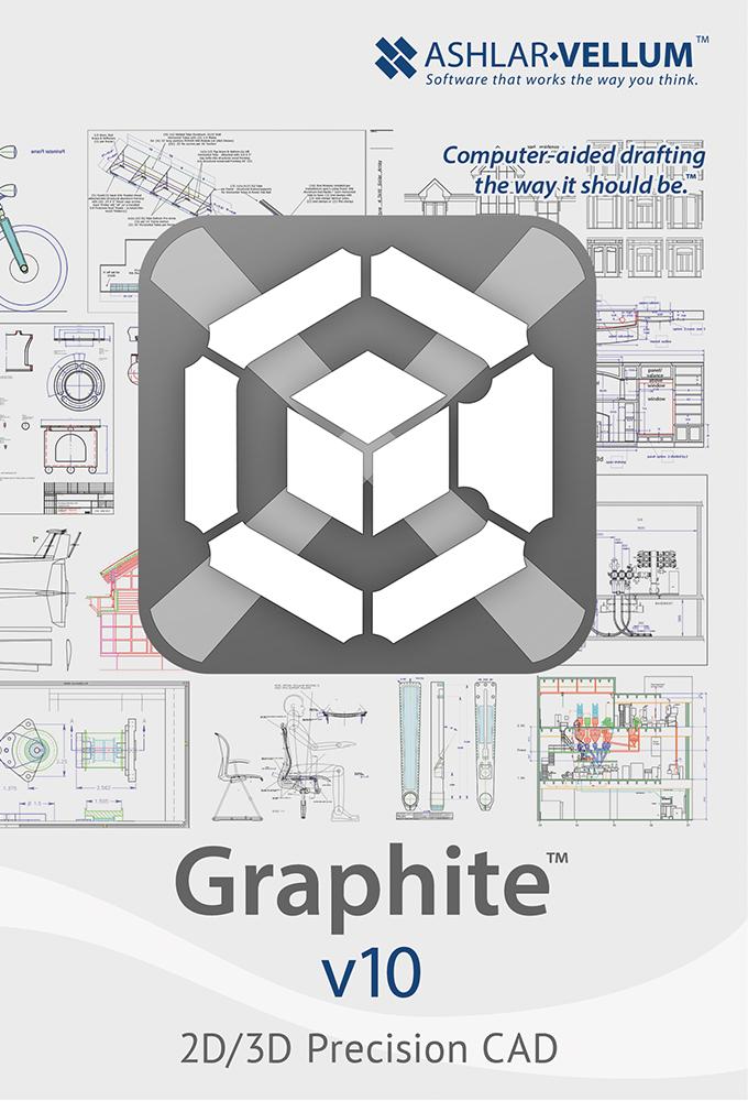 graphite-v10-2d-3d-cad-download
