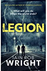 Legion: An Apocalyptic Horror Novel (Hell on Earth Book 2) Kindle Edition