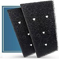 Plemont [2 pezzi] filtri per asciugatrice per Bauknecht, Privileg e Whirlpool I Filtro per asciugatrice Filtro HX…