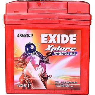 Exide Xplore 5 Ah Battery