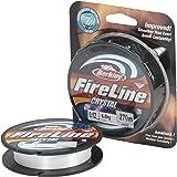 45,7 m Gris fum/ée Fireline fil de broderie tress/é 0,17 g